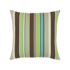 Elaine Smith Landscape Stripe toss pillow