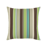 Elaine Smith Landscape Stripe toss pillow