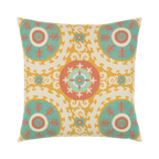 Elaine Smith Suzani Candy toss pillow