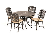 "Summer Classics Provance 48"" Round Dining Set"