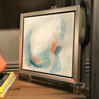 Revealed Acrylic Frame With Easel