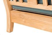 CO9 Design Jackson Club Chair Back Detail