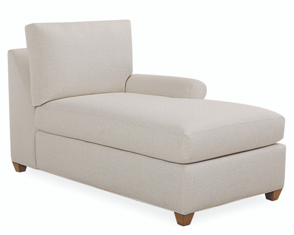 Lee Essentials One Arm Chaise