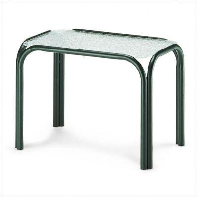 """15"""" x 24"""" Acrylic End Table"""