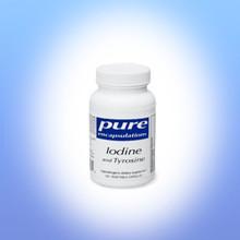 Iodine & Tyrosine (120C)