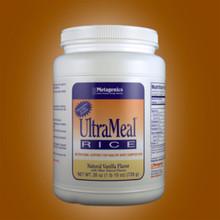 Ultra Meal RICE vanilla 25.18 oz