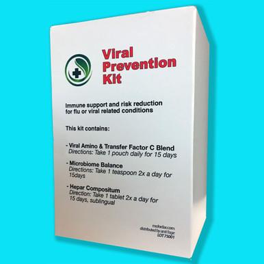 viral prevention kit