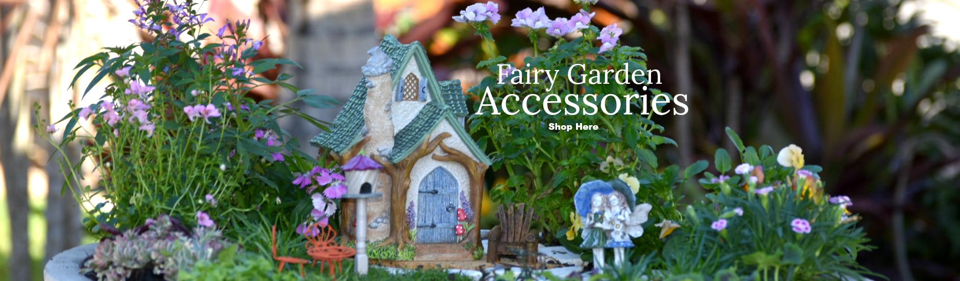 Fairy Gardens Australia | Fairy Garden Kits | Fairy Gardening Accessories |  FREE SHIPPING*