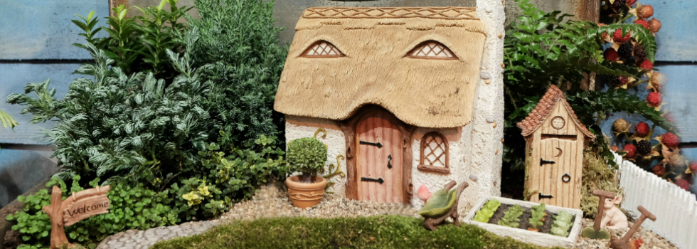 Collections - Classical Fairy Gardens - Cottage Garden - Fairy ...