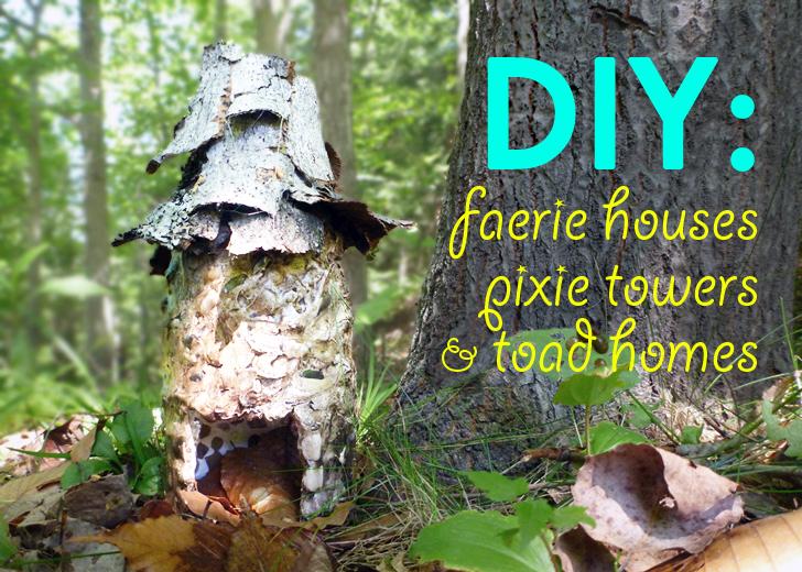 making a fairy house fairy gardens australia. Black Bedroom Furniture Sets. Home Design Ideas