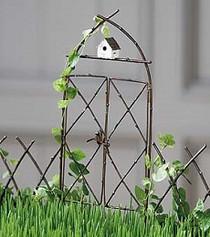 Birdhouse Gate