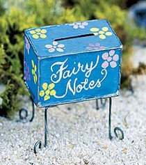 Fairy Note Box