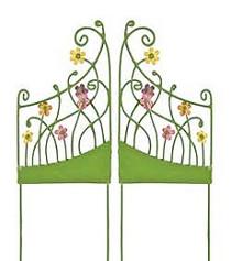 Flower Gates