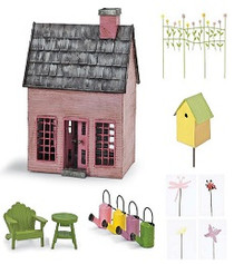 Summer House kit - Pink