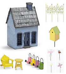 Summer House kit - Blue