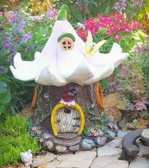 Flower Fairy Cottage - Solar