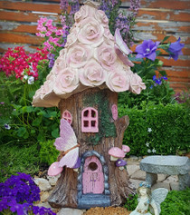 Pink Rose Cottage - Solar
