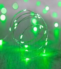 Fairy Lights - Green