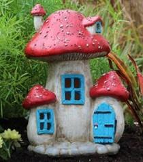 Mushroom Hideaway