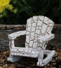 Fairies Rocking Chair