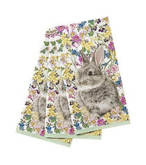 Truly Bunny Single Napkins