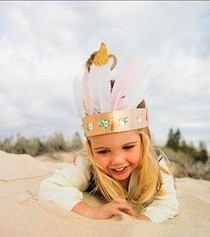 Make Your Own Glam Crown kit