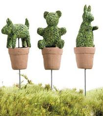 Animal Topiary x1