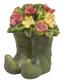 Flower Leaf Boots