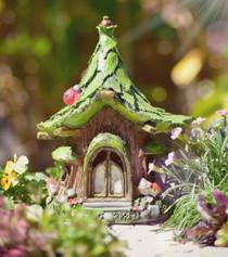 Ladybug Fairy Solar House