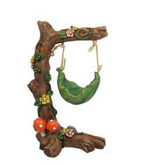 Mushroom Tree Swing