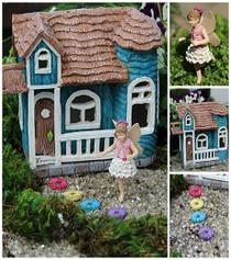 Mara's Fairy Garden