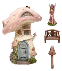 Love Toadstool Cottage Kit