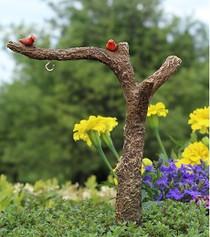 Tree Branch Post