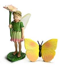 Flower Fairies Secret Garden Daisy
