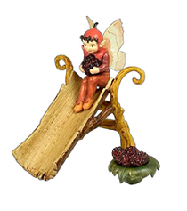 Flower Fairies Mulberry Diorama Set