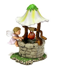 Flower Fairies Baby Apple Diorama Set