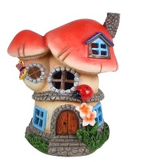 Twin Mushroom Cottage - Solar