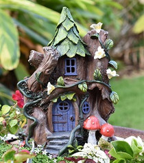 Fairy Party House - Solar