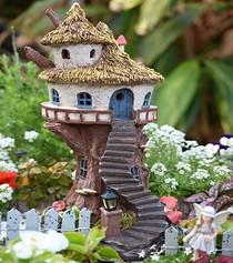 Thatch Fairy Castle - Solar