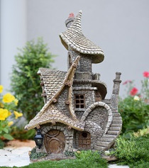 Whimsical Fairy Castle  - Solar
