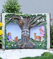 Fairy Story Book  - Solar