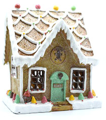 Gingerbread House - Solar