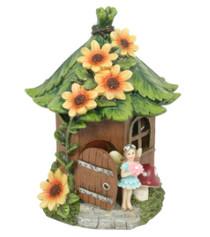 Sunflower Solar House