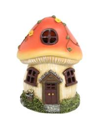 Mushroom Solar House