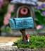 Miniature Fairy Garden Mail | Miniature Fairy Garden Accessories | Enchanted Mail Box