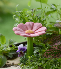 Flower Birdbath - 4 Colours