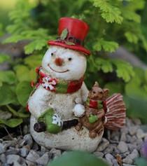 Mr. Frost | Fairy Garden Australia | Fairy Garden Christmas