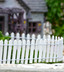 Fairy Garden Fence - White