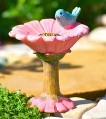 Fairy Garden Birdbath