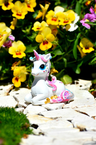 Rainbow Unicorn Millie